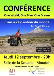 conférence Moudon